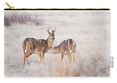 Two Deers Carry-all Pouch