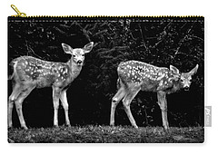 Two Fawns Carry-all Pouch