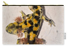 Two-headed Near Eastern Fire Salamande Carry-all Pouch
