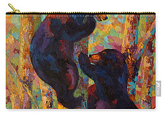 Black Bear Carry-all Pouches