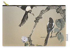 Two Magpies                       Carry-all Pouch