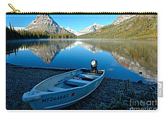Carry-all Pouch featuring the photograph Two Medicnie Boat 3 by Adam Jewell
