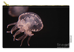 Two Moon Jellies Carry-all Pouch