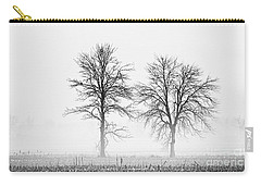 Carry-all Pouch featuring the photograph Two... by Nina Stavlund