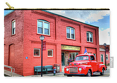 Two Old Classics Carry-all Pouch by Dale R Carlson