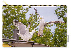 Two Seabird Fighting Carry-all Pouch