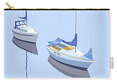 Two Sloops Carry-all Pouch