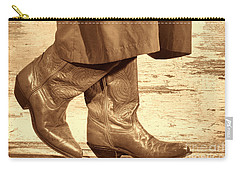Two Step Carry-all Pouch by American West Legend By Olivier Le Queinec