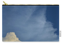 Two Tone Clouds 9384 Carry-all Pouch
