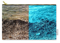 Two Tone Marine Carry-all Pouch