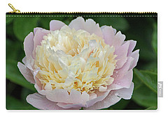 Carry-all Pouch featuring the photograph Two-toned by Sandy Keeton