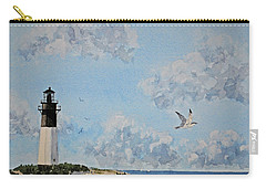 Tybee Light Savannah Carry-all Pouch