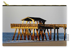 Tybee Pier Carry-all Pouch