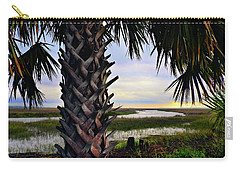 Typically Coastal Carry-all Pouch by Laura Ragland