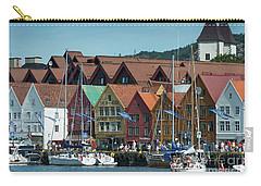 Tyske Bryggen Carry-all Pouch