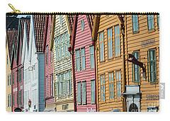 Tyske Bryggen, Bergen Carry-all Pouch