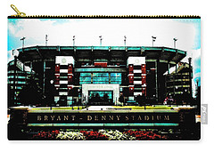 U Of A Bryant-denny_stadium Carry-all Pouch
