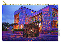 U Of H Colors  Carry-all Pouch