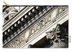 U S Custom House 2 Carry-all Pouch by Randall Weidner