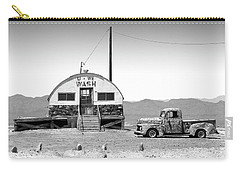 Carry-all Pouch featuring the photograph U - We Wash - Death Valley by Mike McGlothlen