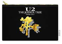 U2 Joshua Tree Carry-all Pouch