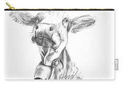 Udderly Fine  Carry-all Pouch
