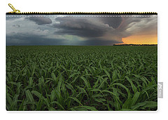 Carry-all Pouch featuring the photograph UFO by Aaron J Groen