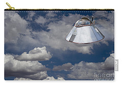 Ufo Sighting Carry-all Pouch
