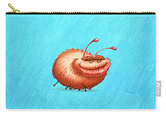 Ugly Bug Carry-all Pouch by Andy Catling