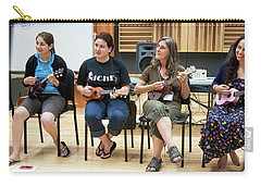 Ukelele Ensemble Carry-all Pouch