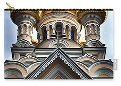 Ukrainian Church Carry-all Pouch