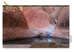 Carry-all Pouch featuring the photograph Uluru 03 by Werner Padarin