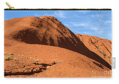 Carry-all Pouch featuring the photograph Uluru 04 by Werner Padarin