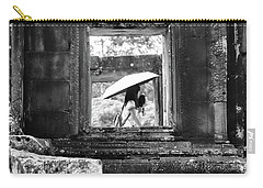 Umbrella Angkor Wat  Carry-all Pouch