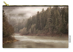 Umpqua River Fog Carry-all Pouch
