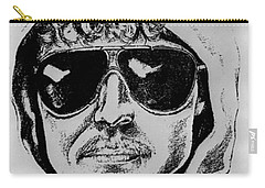 Unabomber Ted Kaczynski Police Sketch 1 Carry-all Pouch
