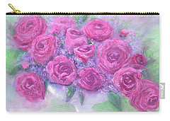 Armchair Rose Garden Carry-all Pouch
