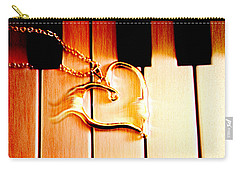 Unchained Melody Carry-all Pouch by Linda Sannuti