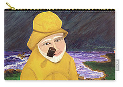Carry-all Pouch featuring the painting Uncle Bunk by Thomas Blood
