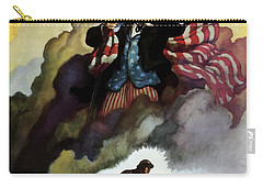 Uncle Sam - Buy War Bonds Carry-all Pouch