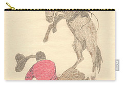 Unconquered Carry-all Pouch