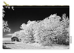 Under A Dark Sky Carry-all Pouch by Dan Jurak