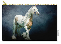 Under A Gypsy Moon Carry-all Pouch by Brian Tarr