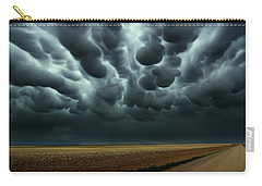 Under A Mammatus Sky Carry-all Pouch