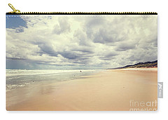 Carry-all Pouch featuring the photograph Under A Southern Sky by Linda Lees