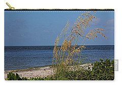Carry-all Pouch featuring the photograph Under A Summer Sky by Michiale Schneider