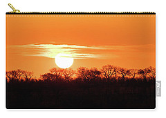 Under African Skies Carry-all Pouch