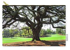 Under An Augusta Oak Carry-all Pouch