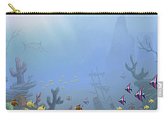 Under Sea 01 Carry-all Pouch