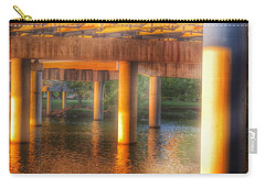 Under The Boardwalk Carry-all Pouch